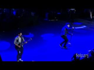 Jonas Brothers - Intro  Paranoid  Rio de Janeiro 1080p HD
